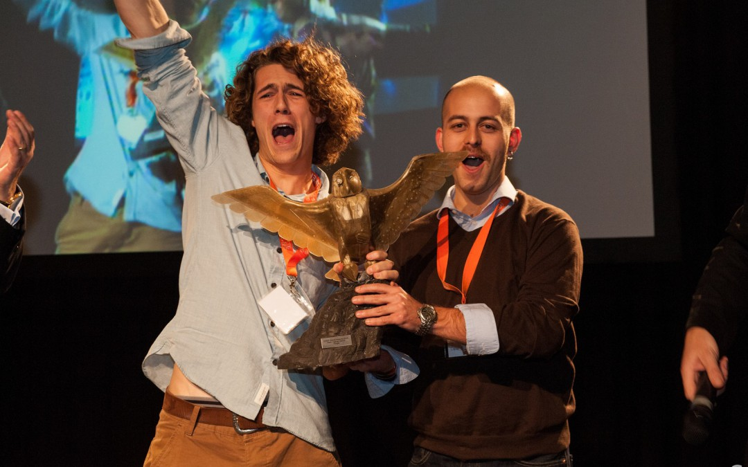So emotional…Angry Erdogan dingt mee naar een Dutch Game Award!
