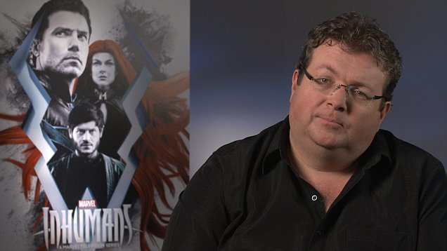 Interview Roel Reiné over Inhumans: 'Ik bemoei me niet met Twitter'