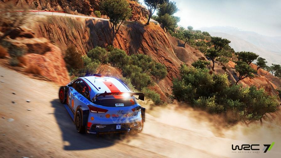 WRC 7- De leukste manier om spiritueel bezig te zijn