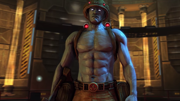 Rogue Trooper Redux – Een remake van een pionierend schietspel