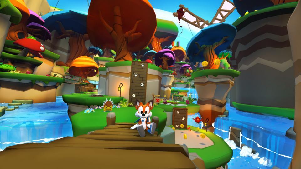 Super Lucky's Tale  – Adequate Nintendo-esque platformer