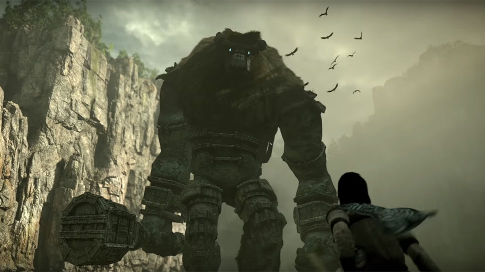 Recensie – Shadow of the Colossus (PS4)
