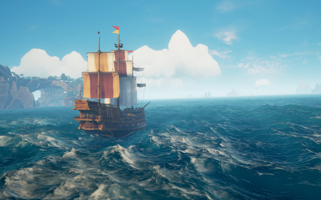 Sea of Thieves – Een zee van leegte