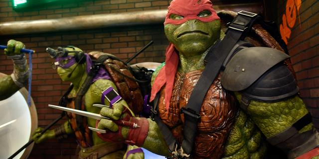 Turtles open over casting-procedure Weinstein film: 'Donatello moest z'n broek uitdoen'