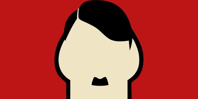 """Man noemt zijn penis Godwin: """"Want Hitler was ook een lul"""""""